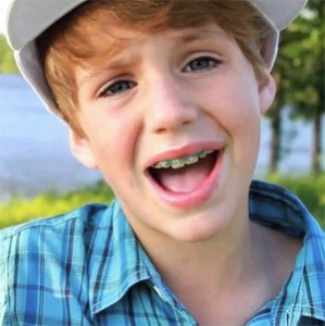 Matty b is a talented seven year old rapper with several music videos