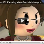 Parenting Advice From Strangers