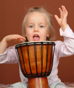 Autism and Drumming