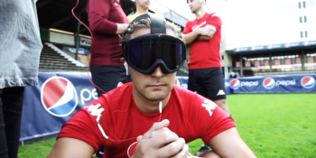 The Sound of Football for the visually impaired