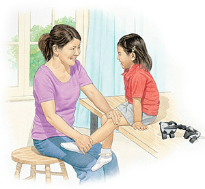 Does my child have Juvenile Rheumatoid Arthritis