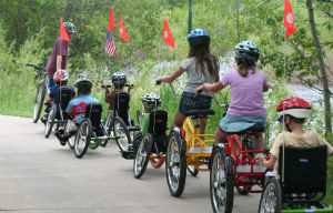 Bikes For Kids With Disabilities Bikes Trikes and Tandems