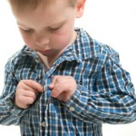 Dressing a sensory sensitive child