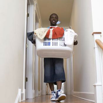 Chores for individuals with special needs