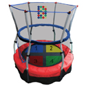 Color Count Mini Trampoline