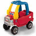 Little Tikes Cozy Red Truck