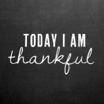 The Things I Am Thankful For A Special Needs Thanks Giving