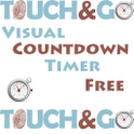 Touch & Go Visual Countdown Timer