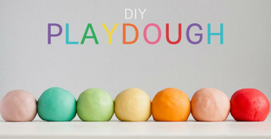 tactile activities play dough