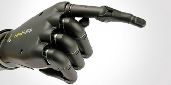 Bionic Eyes, Robotic Arms,