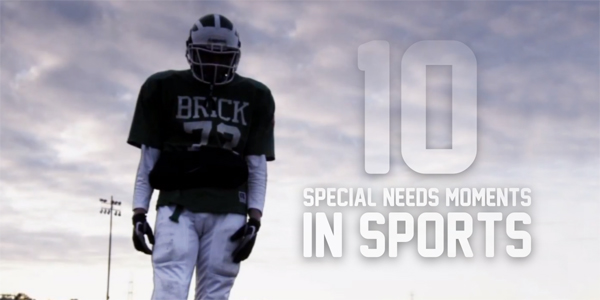 10 special needs moments in sports