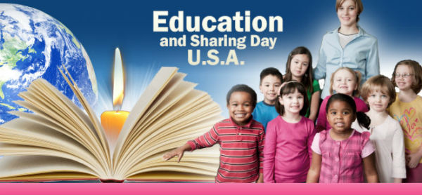 Education Sharing Day U.S.A.