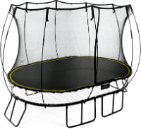 Spring Free Trampolines