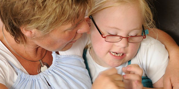 The Challenges of raising a daughter with down syndrome