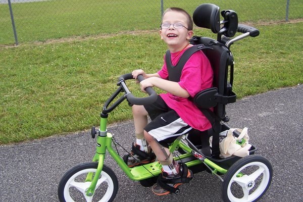 Bikes For Kids With Disabilities For a child with special needs