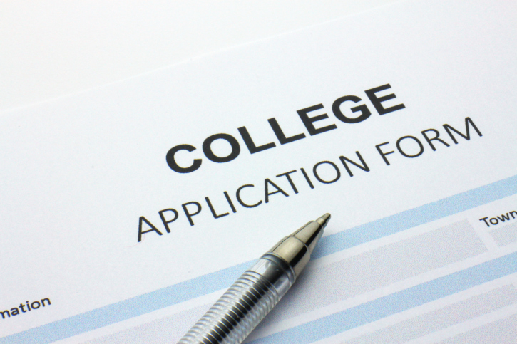 College Application Process For Students With Learning