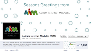 Autism Internet Modules  AIM