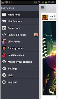 23snaps Family Photo Album Android Apps on Google Play
