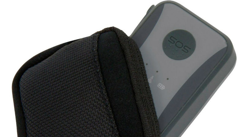 Secure GPS eZoom