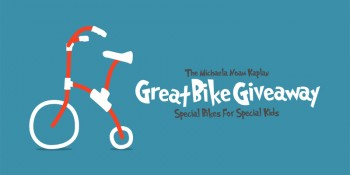 Great Bike Giveaway Banner