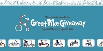 Great Bike Giveaway Header