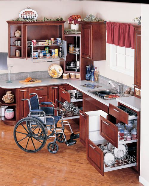 17 Features For A Sensory-Friendly, Therapeutic Kitchen