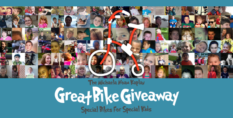 The Great Bike Giveaway1