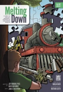 Melting Down: A Comic for Kids with Asperger's Disorder and Challenging Behavior  --by James G. Balestrieri , Jeff Krukar PhD), and Katie Gutierrez