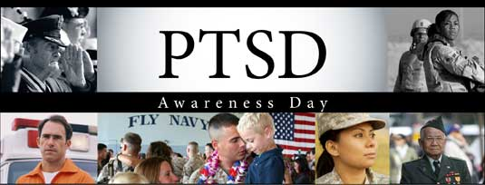 PTSD Awareness Day 2014: 7 Things to Know About Post-Traumatic Stress Disorder