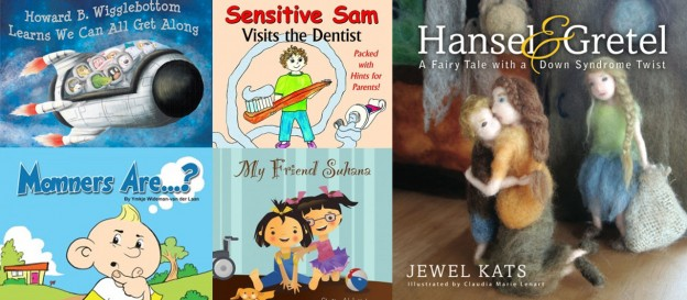 5 Beautiful Picture Books That Educate Children About Special Needs