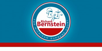 Richard Bernstein Brings Blind Justice to the Michigan Supreme Court