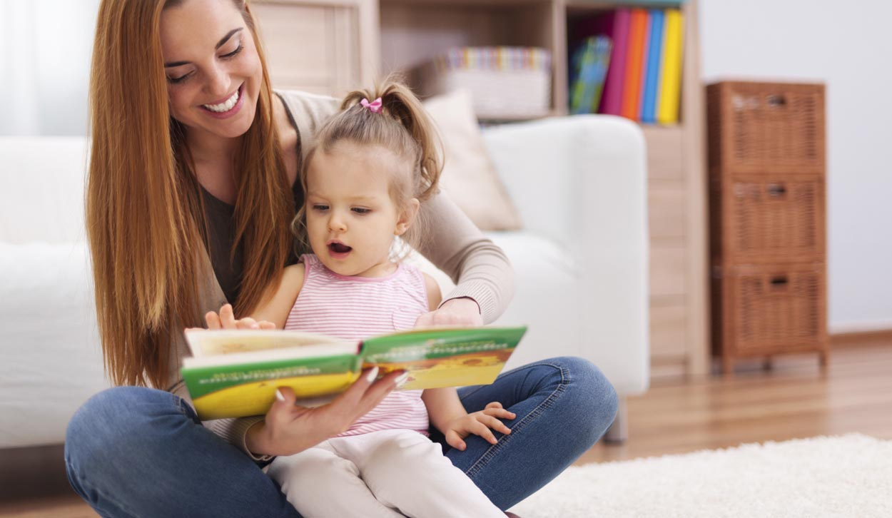 5 Ways to Make Book Reading a Sensory Experience for Your Child