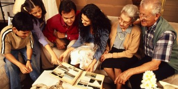 New Year's Resolution: Returning our Focus to Family Relationships