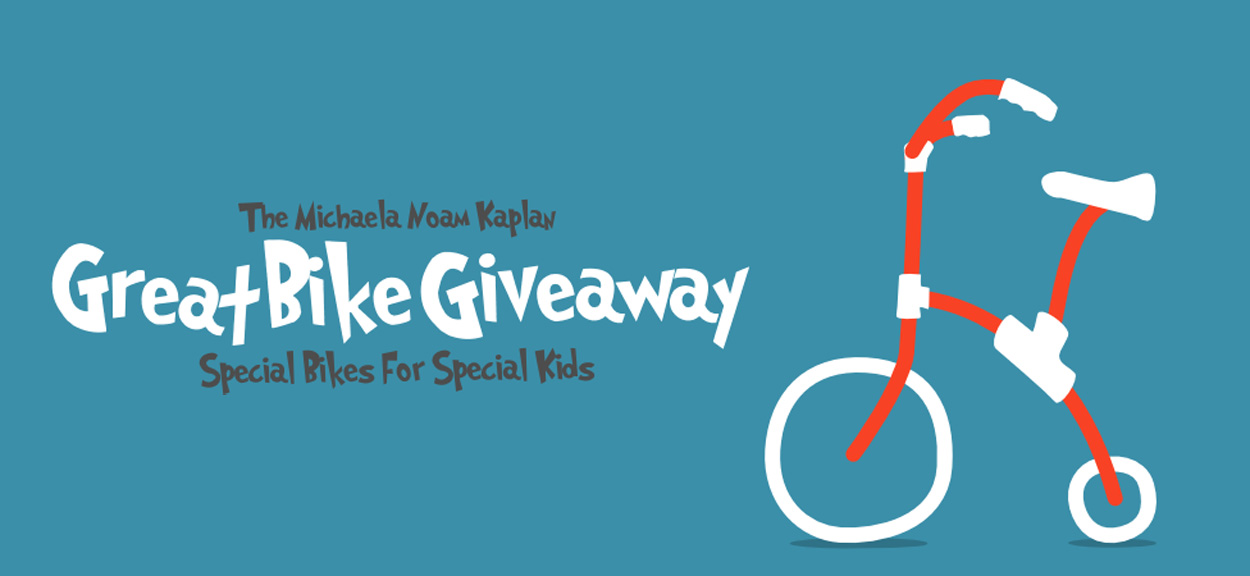 How Your Child With Special Needs Can Win an Adaptive Bike