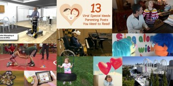 Special Needs Articles you need to read from January