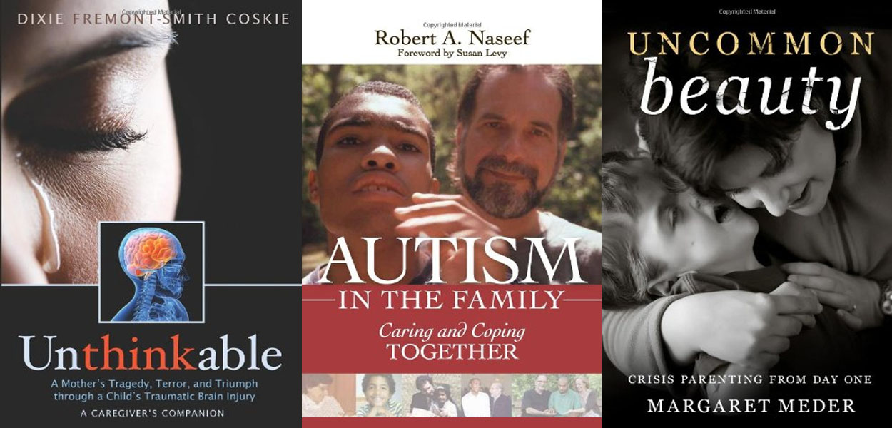 three special needs parenting books that inspire and guide