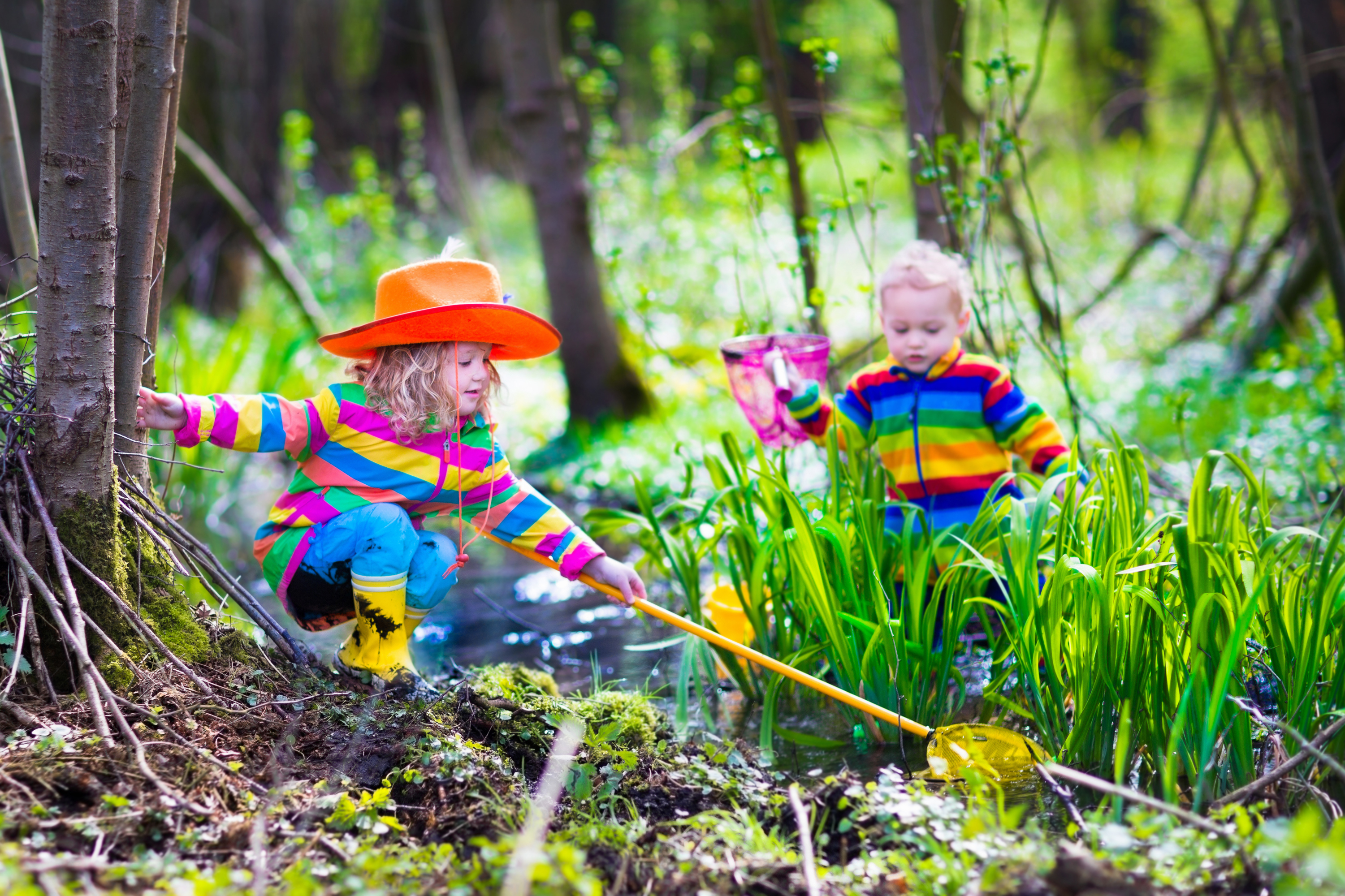 6 Classic Outdoor Activities For Children With Autism