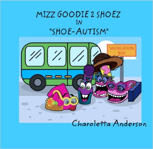 Mizz Goodie 2 Shoez In Shoe-Autism