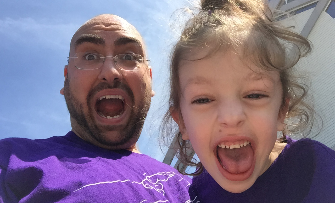 5 Ways a Father can maximize the time they spend with their child with special needs