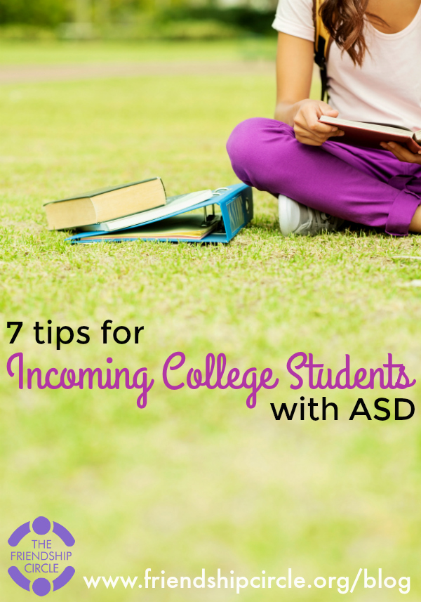 College Students with ASD