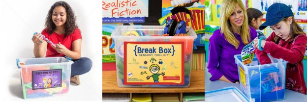 sensory break box