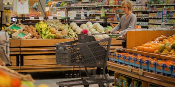 Kroger & Caroline's Cart Helps Individuals with Special Needs go Grocery Shopping