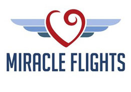 Logo for Miracle Flights