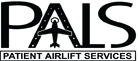 Logo for PALS (Patient Airlift Services)