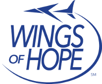 Logo for Wings of Hope