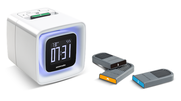 Alarm Clocks: Olfactory Alarm Clock from Sensorwake
