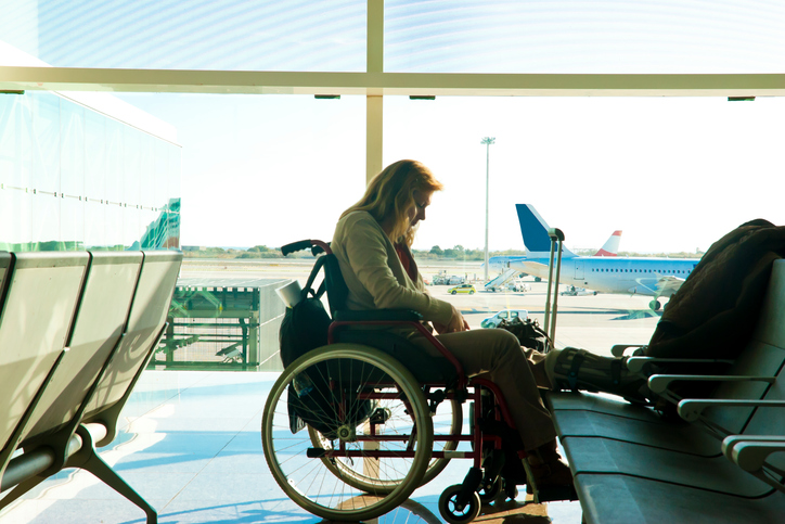 Wheelchair Airplane Travel