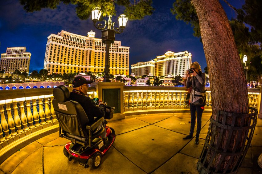 Wheelchair Hotel