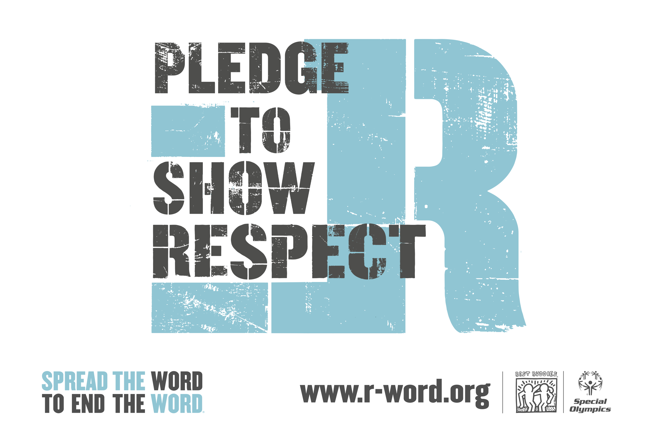 2017 Spread the Word Respect Banner