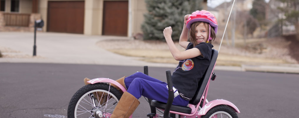 The Great Bike Giveaway Gives Away 1,000 Adaptive Bikes